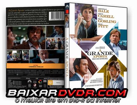 A GRANDE APOSTA (2016) DUAL AUDIO DVD-R OFICIAL