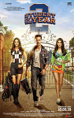 Download Student of the Year 2 (2019) Hindi Full Movie 480p [400MB] | 720p [800MB] | 1080p [2GB]