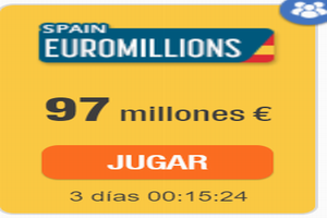 probabilidades euromillones