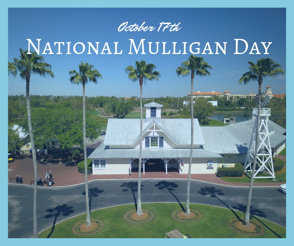 National Mulligan Day Wishes For Facebook
