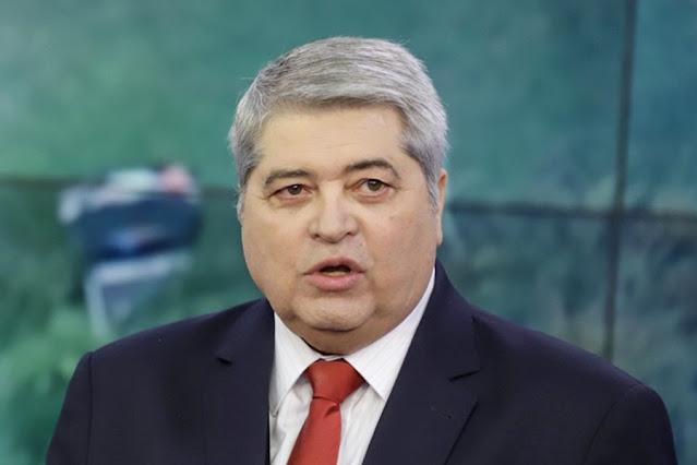Datena deve se filiar ao PSL para ser candidato nas eleições de 2022, diz Bivar