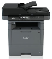 Brother MFC-L6800DW Monochrome Laser Printer Drive And Setup