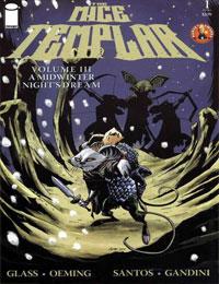 The Mice Templar Volume 3: A Midwinter Night's Dream Comic