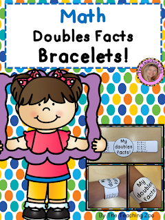https://www.teacherspayteachers.com/Product/Doubles-Facts-Math-Fun-Learning-Bracelets-1028140