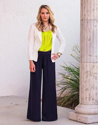 pantalones de mujer basta ancha