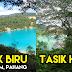 Keindahan Misteri Tasik Biru dan Tasik Hijau Di Bukit Ibam, Muadzam Shah Pahang