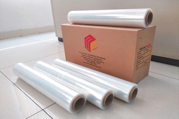 Distributor Plastik Wrapping Stretch Film di Bekasi