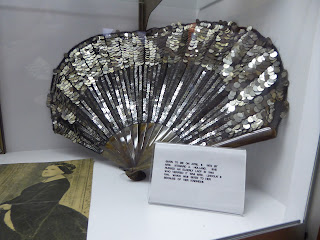 Mary Todd Lincoln's fan