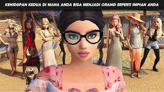 Avakin Life - 3D Virtual World Mod Pro Apk v.1.047.00 (Unlimited Money)