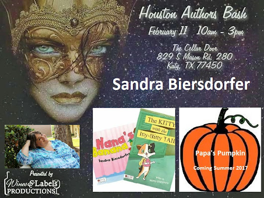 Houston Authors Bash