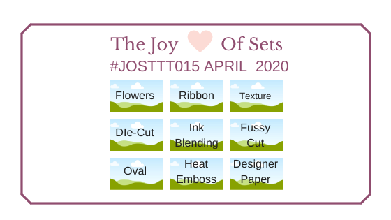 The Joy of Sets Tic-Tac-Toe Challenge | April 2020 | #JOSTTT016