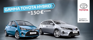 Canzone pubblicità Toyota Yaris e Auris Hybrid Aprile 2015