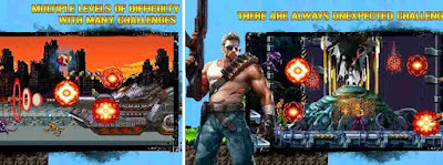 Game Contra Online Super Warior