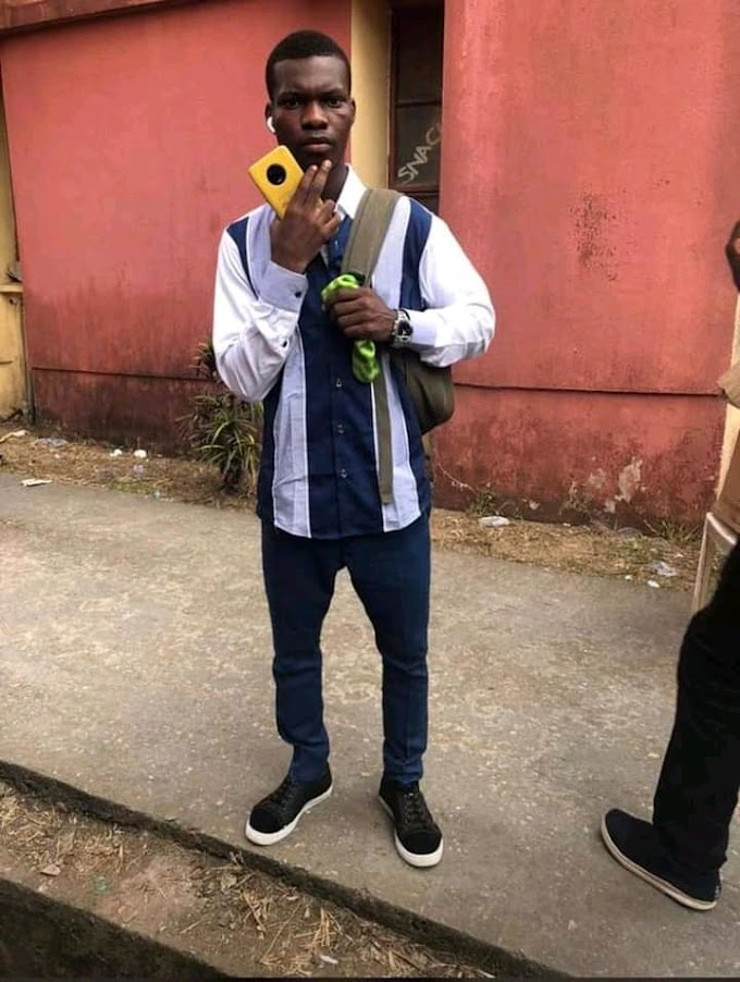 300 LEVEL STUDENT OF UNICAL COMMITS SUICIDE AS HE COULDN'T PAY HIS DEBT