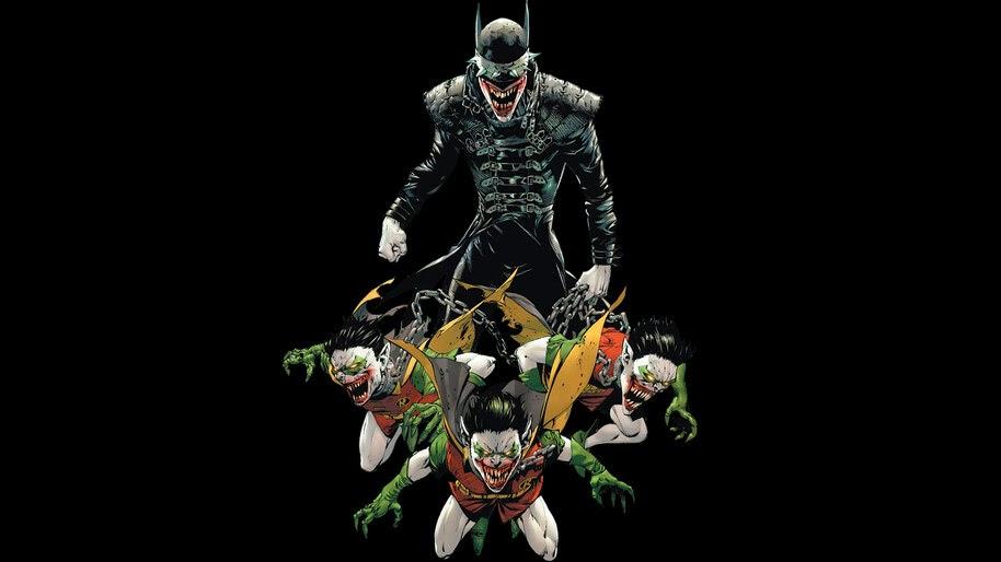 The Batman Who Laughs, DC, Supervillain, 8K, #6.1218