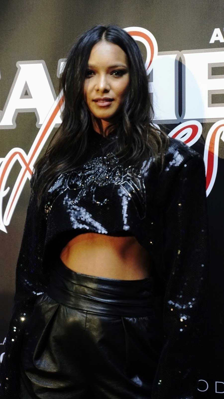 Lais Ribeiro - 16th annual Super Bowl Leather & Laces Party in Atlanta. GA February 1, 2019