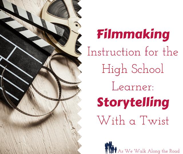 Filmmaking class for high school
