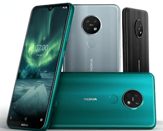 Nokia 7.2 with a 48MP Camera and 6GB RAM Appears at IFA 2019