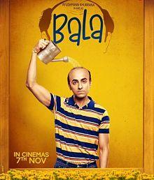 Sinopsis pemain genre Film India Bala (2019)