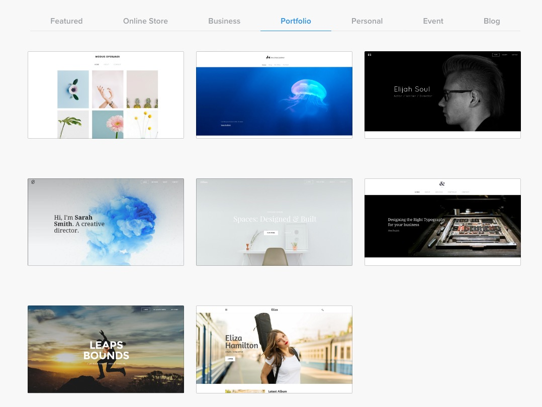 how to create a digital portfolio for an interview