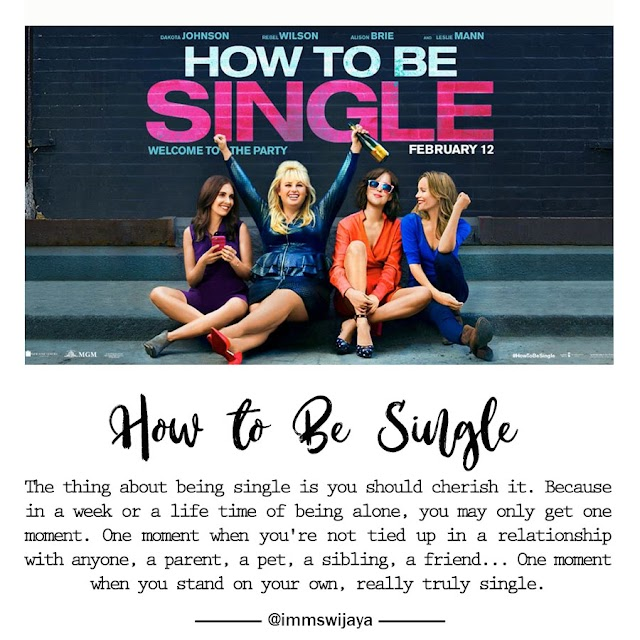 How to Be Single - Whatever it takes
