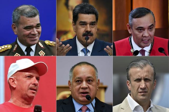 MUNDO: Informe sobre acusaciones de EEUU al régimen de Maduro.