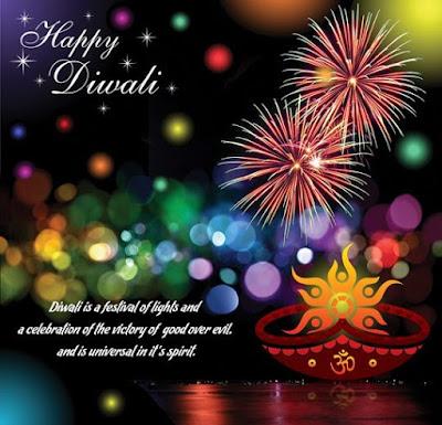 Happy Diwali and Happy New Year wishes