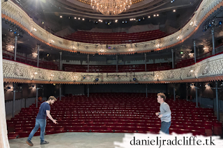 Updated: Rosencrantz and Guildenstern are Dead: Behind the scenes