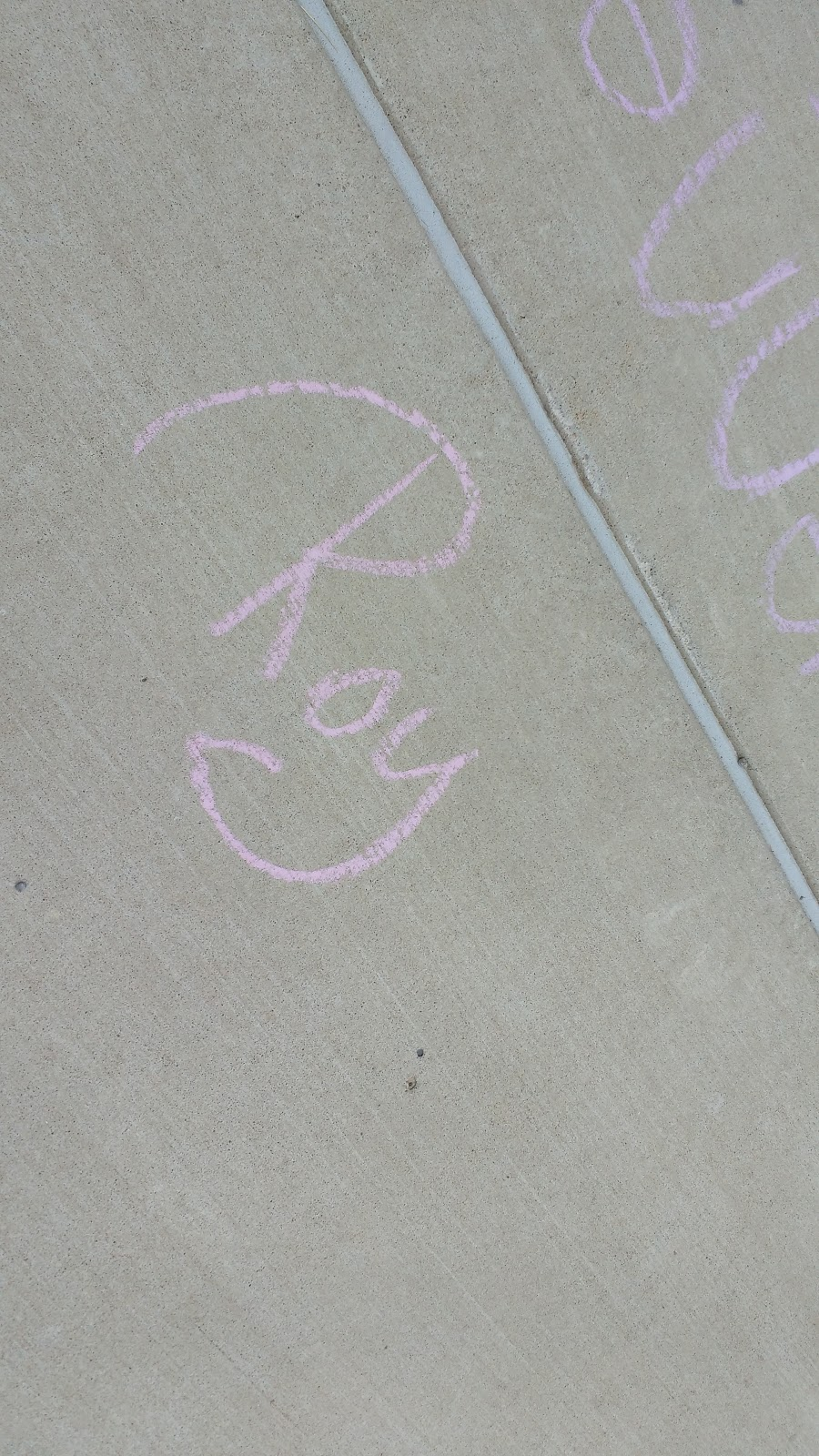 Math = Love: Chalk Messages Mini-Lab