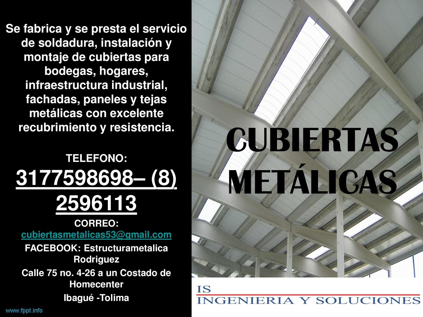 Is Estructuras Metálicas