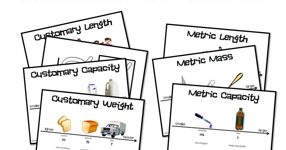 Tales of Frogs and Cupcakes Measurement Charts FREEBIE - measurement charts