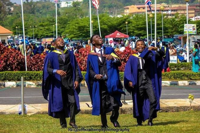 241 Out Of 7,430 Students Bag First Class From University Of Ibadan