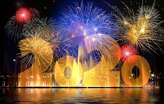 Happy new year background download