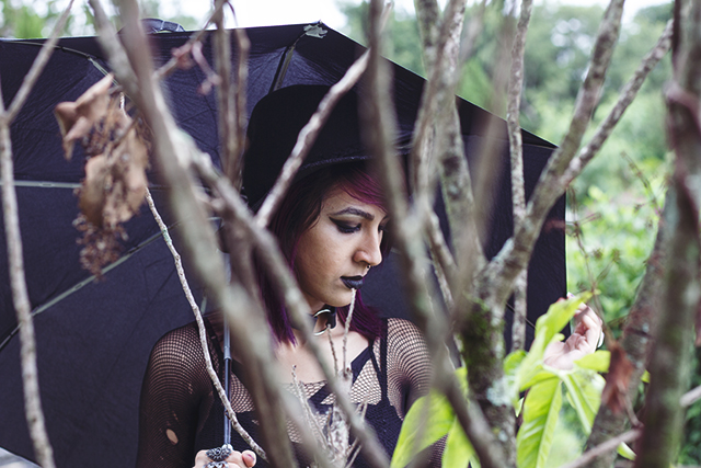 Look do Dia: Wicca Girl ✞