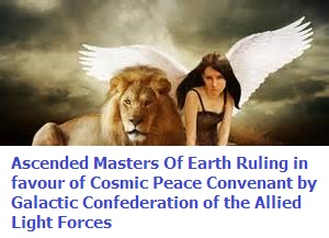 Cosmic Council of Peace