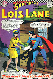 Superman's Girl Friend, Lois Lane # 71