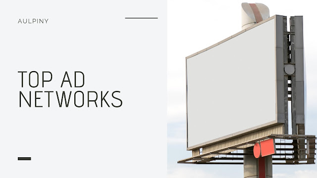Ad Networks For Publishers (QUICK APPROVAL)