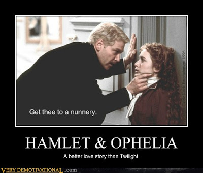 Hamlet - Better than Twilight