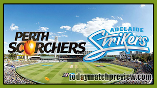 Today BBL 2018-19 9th Match Prediction Perth vs Adelaide