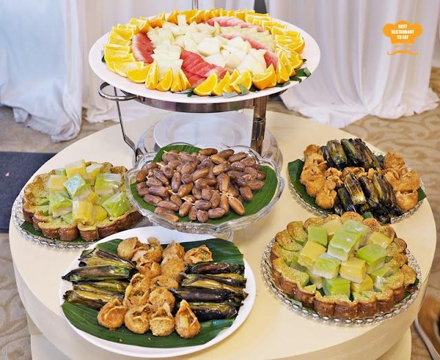 Traditional Malay Kuih Muih @ The Venue Shah Alam Ramadhan 2018 Buffet Selangor