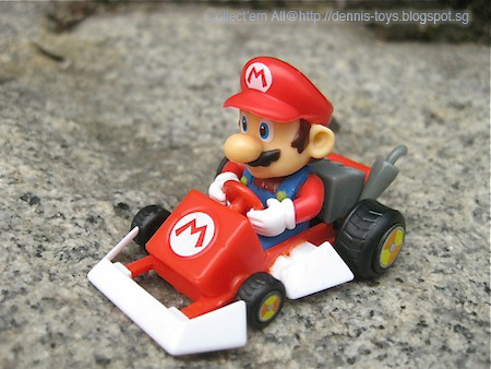 COLLECT 'em ALL : Super Mario Kart Candy Toy