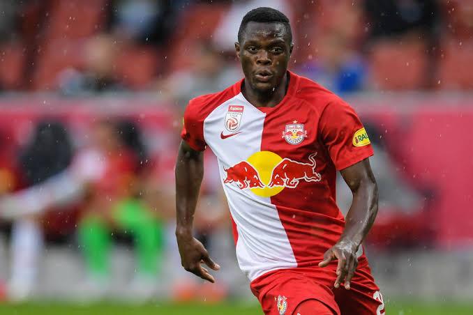 Manchester United and Liverpool interested in RB Salzburg striker Daka
