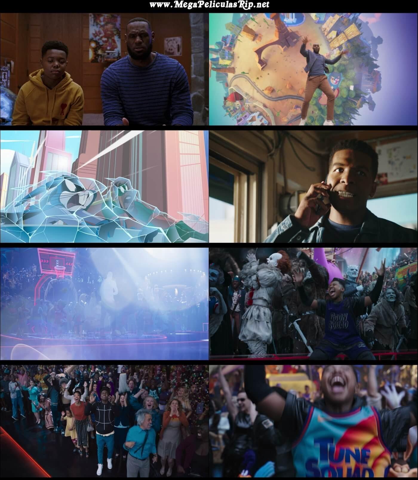 Space Jam Una Nueva Era 1080p Latino