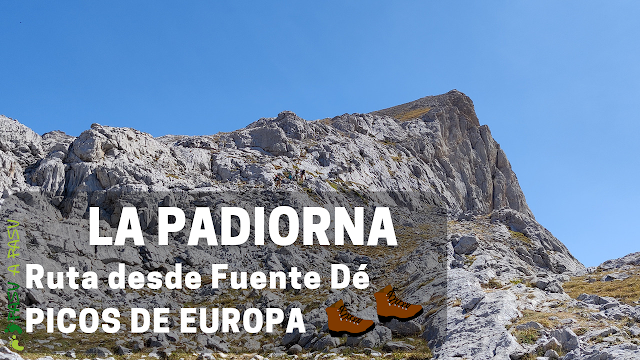 Vista del Pico La Padiorna, Picos de Europa