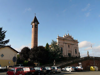 The church of San Felice in Frugarolo