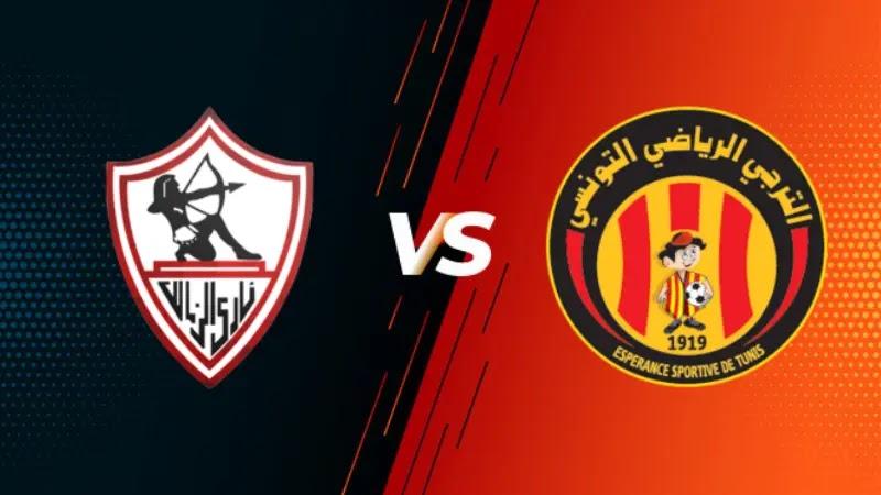 موعد مباراة الزمالك اليوم ضد الترجي التونسي
