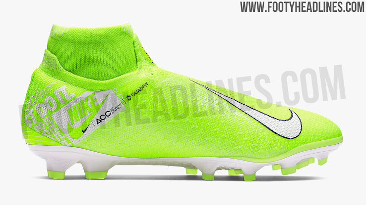 Mutige Nike New Lights 2019 2020 Fussballschuhe Enthullt