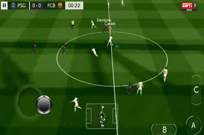 Download Game Android FTS 2020 V5 UPDATE TRANSFER 2019/20