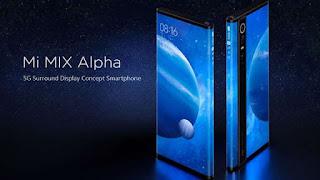 Xiaomi Mi Mix Alpha made more expensive than iPhone 11