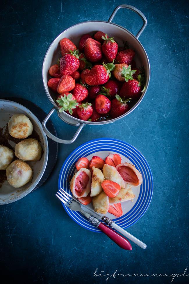 knedle przepis bez ziemniaków